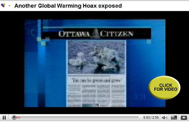 video on global warning hoax