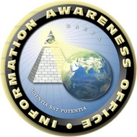 Defense Advanced Research Projects Agency—DARPA  logo