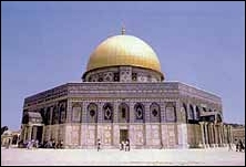 es Sakhra, the Dome of the Rock