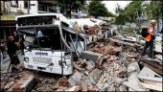 NZ earthquake February 21, 2011