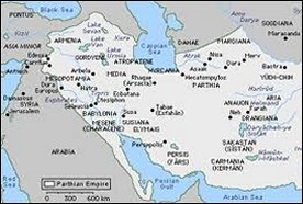 Parthian Empire AD110