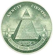 Reverse of US Great Seal