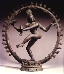 Shiva, goddess of destruction