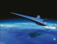 US Falcon Hypersonic Cruise Vehicle